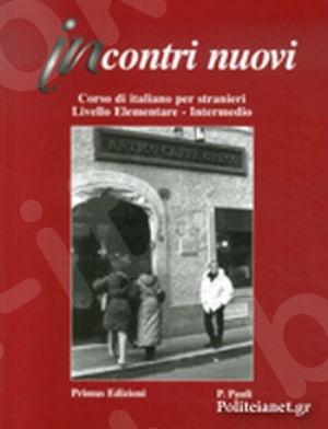 Incontri Nuovi B1 Elementare - Intermedio(Βιβλίο Μαθητή)