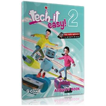 Super Course - Tech it easy 2 - Activity Book  (Μαθητή)