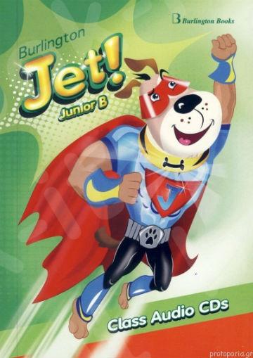 Burlington Jet! Junior B - Class Audio CD (Ακουστικό CD)