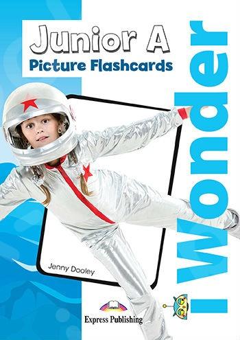 iWonder Junior A - Picture Flashcards