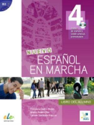 Nuevo Espanol en Marcha B2 - Alumno(+CD) (Βιβλίο Μαθητή με CD)