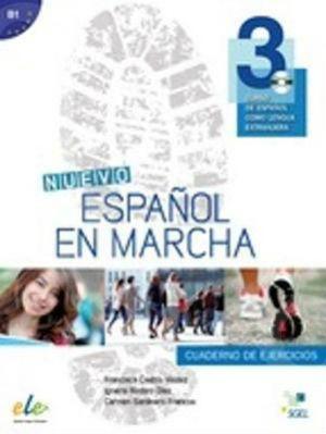 Nuevo Espanol en Marcha B1 -  Ejercicios(+ CD)(Βιβλίο Ασκήσεων με CD)