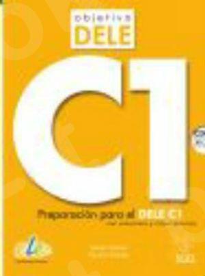 Objetivo DELE C1- Alumno(+CD) (Βιβλίο Μαθητή με CD)