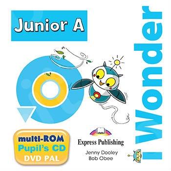 iWonder Junior A - Pupil's MultiROM PAL (CD Μαθητή)