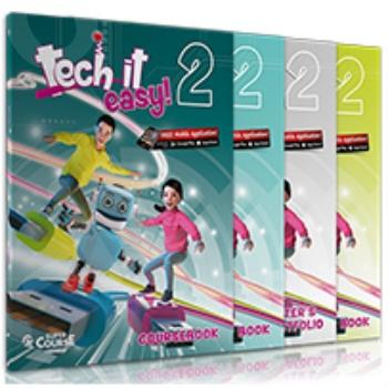 Super Course - Tech it easy 2 - Πλήρες Πακέτο Μαθητή με iBook+Revision