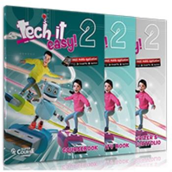 Super Course - Tech it easy 2 - Πλήρες Πακέτο Μαθητή με iBook