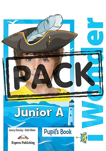 iWonder Junior A - Jumbo Pack (Πακέτο Μαθητή Jumbo)