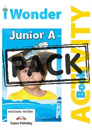 iWonder Junior A - Activity Book (with Digibooks App) (Βιβλίο Ασκήσεων Μαθητή)