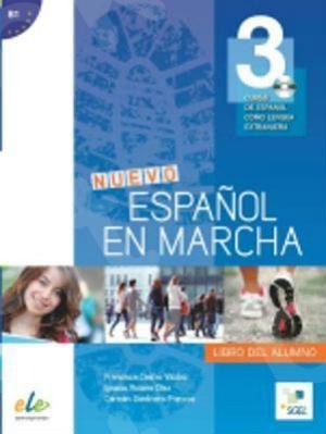 Nuevo Espanol en Marcha B1 - Alumno(+CD) (Βιβλίο Μαθητή με CD)