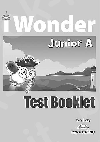 iWonder Junior A - Test Booklet(Τεστ Μαθητή)