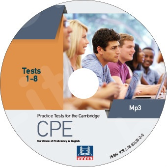 Tower Bridge Books - Practice Tests for the Cambridge CPE (Certificate of Proficiency in English) - Mp3 - Audio Cd(1)