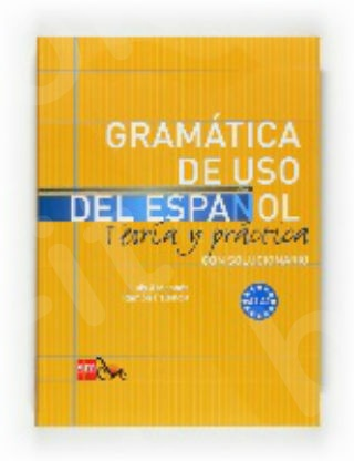 Gramática de uso del Español(A1-A2) (Βιβλίο Γραμματικής & Λύσεις) - Εκδόσεις : SM ELE