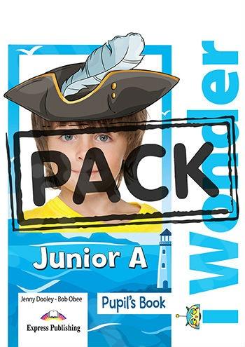 iWonder Junior A - Student's Pack +ieBook (Πακέτο Μαθητή +ieBook)