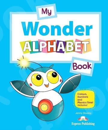 iWonder Junior A - My Wonder Alphabet Book