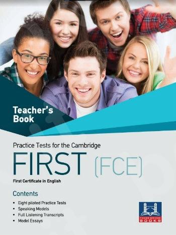 Tower Bridge Books - Practice Tests for the Cambridge First (FCE) - Teacher's Book (Βιβλίο Καθηγητή)