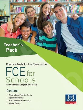 Tower Bridge Books - Practice Tests for the Cambridge FCE For Schools - Teacher's Pack (Teacher's Book + (Audio Cd (Mp3)) (Πακέτο - Καθηγητή)