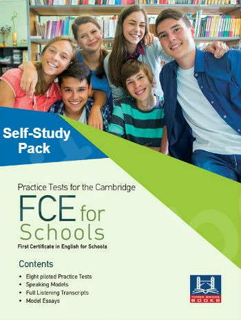 Tower Bridge Books - Practice Tests for the Cambridge FCE For Schools - Self-Study Pack (Student's Book + Key + Mp3 (Audio Cd (1)) (Πακέτο)
