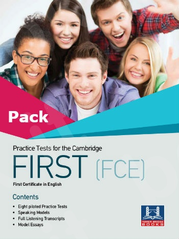 Tower Bridge Books - Practice Tests for the Cambridge First (FCE) - Pack (Student's Book + Teacher's Book + Audio Mp3 (CD(1)  (Special Offer)
