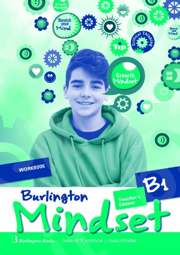 Burlington Mindset B1 - Teacher's Workbook (καθηγητή)