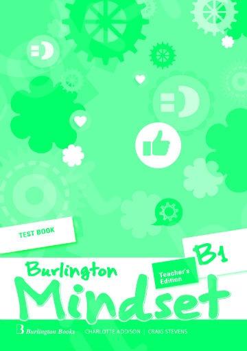 Burlington Mindset B1 - Teacher's Testbook (Καθηγητή)