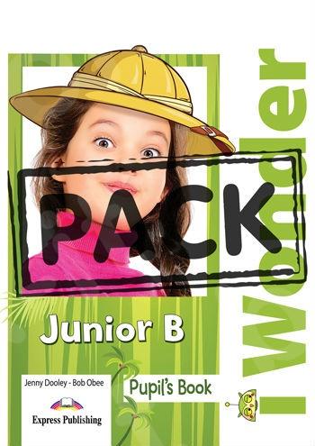 iWonder Junior B - Jumbo Pack (+ IEBOOK)(Πακέτο Μαθητή Jumbo)