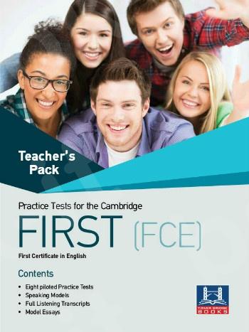 Tower Bridge Books - Practice Tests for the Cambridge First (FCE) - Teacher's Pack (Teacher's Book + (Audio Cd (Mp3)) (Πακέτο - Καθηγητή)