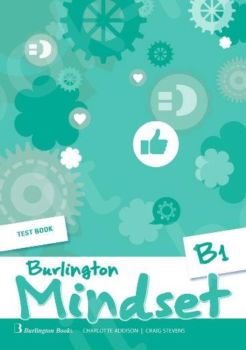 Burlington Mindset B1 - Test Book (Μαθητή)