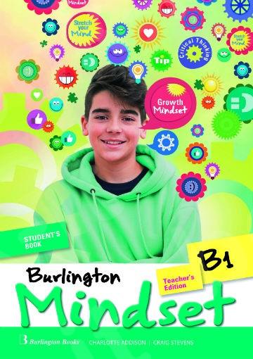 Burlington Mindset B1 - Teacher's Book (Βιβλίο Καθηγητή)