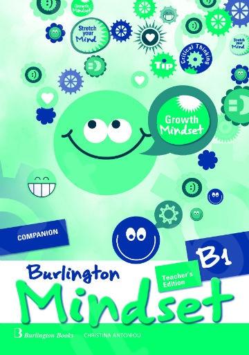 Burlington Mindset B1 - Teacher's Companion (καθηγητή)
