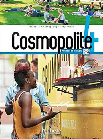 Cosmopolite 4 : Livre de l'élève + DVD-ROM (audio, vidéo)(Βιβλίο Μαθητή)