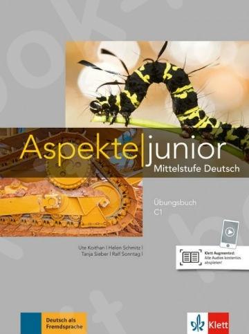 Aspekte junior C1 -  Übungsbuch mit Audios zum Download (Βιβλίο Ασκήσεων)