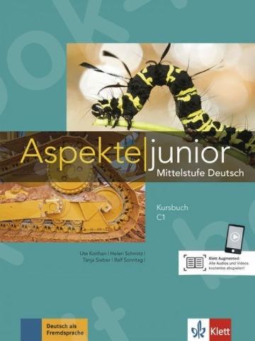Aspekte junior C1 -  Kursbuch mit Audios zum Download(Βιβλίο Μαθητή)