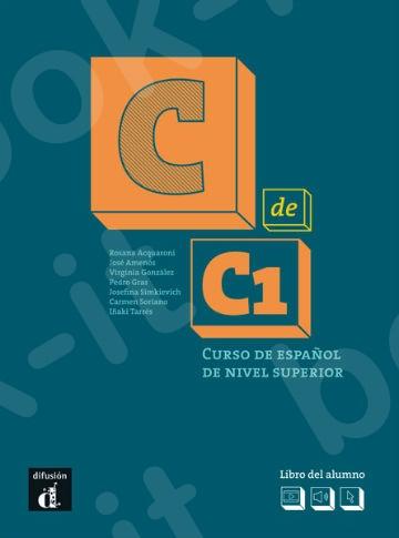 C de C1 – Libro del alumno+ MP3 descargable(Βιβλίο Μαθητή)