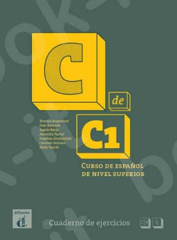 C de C1 – Cuaderno de ejercicios + MP3 descargable(Βιβλίο Ασκήσεων)