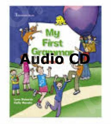 My First Grammar for Junior A - Class CDs