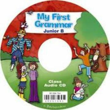 My First Grammar for Junior B - Class CDs