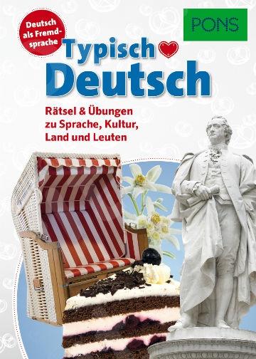 Pons Typisch Deutsch (Rätsel & Übungen zu Sprache, Kultur, Land und Leuten)- Εκδοτικός οίκος PONS