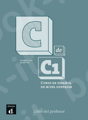 C de C1 – Libro del profesor(Βιβλίο Καθηγητή)