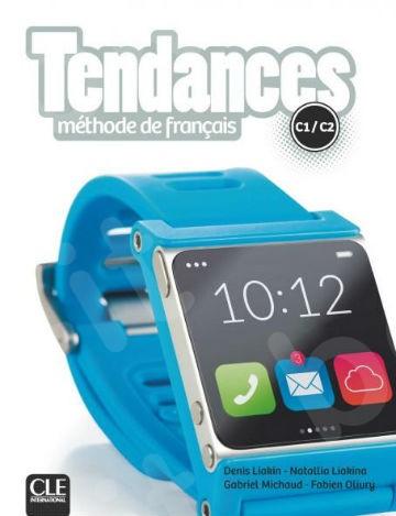 Tendances(C1/C2) - Livre de l'élève + DVD-Rom(Μαθητή)