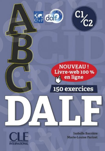 ABC DALF(C1/C2) - Eleve(+CD)( Βιβλίο Μαθητή) - 2019!!