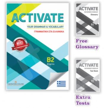 Activate Your Grammar & Vocabulary B2 - Student's Book(Βιβλίο μαθητή Ελληνική έκδοση)