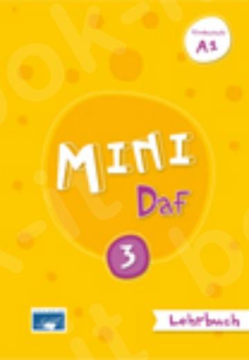 Mini DaF 3 - Lehrbuch(Βιβλίο Μαθητή) (Εκδόσεις Κουναλάκη)