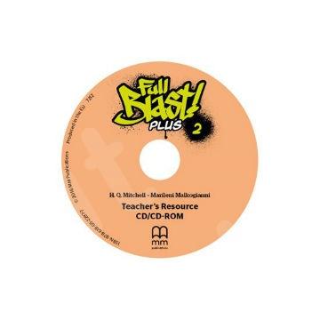 Full Blast Plus 2 - Teacher's Resource CD/CD-ROM (CD Καθηγητή)