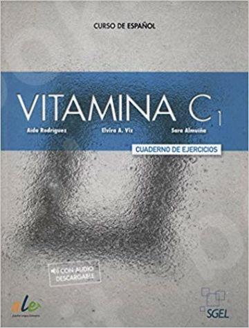 VITAMINA C1 Cuaderno de ejercicios (Βιβλίο Ασκήσεων)