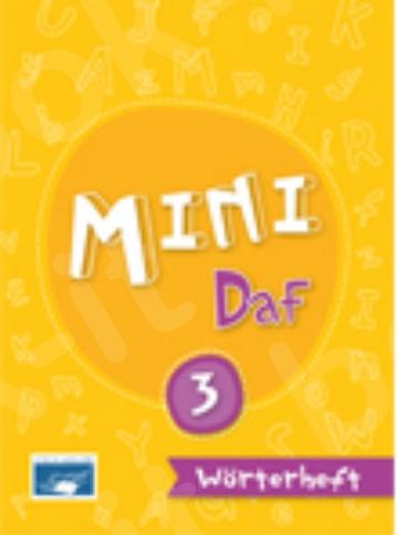Mini DaF 3 - Wörterheft(Λεξιλόγιο)(Εκδόσεις Κουναλάκη)