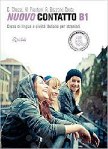Nuovo Contatto Volume B1 (Manuale + Eserciziario)(Βιβλίο Μαθητή + Ασκήσεων) - Εκδόσεις : LOESCHER