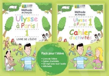 Ulysse à Paris 1 (pack élève) (Πακέτο Μαθητή)
