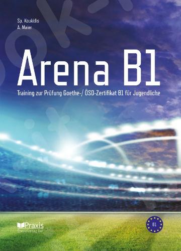 Arena B1  - Kursbuch (Βιβλίο μαθητή)