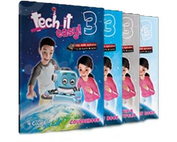 Super Course - Tech it easy 3 - Πλήρες Πακέτο Μαθητή με iBook+Revision