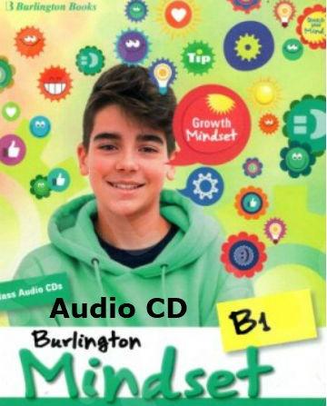 Burlington Mindset B1 - CD Class (Ακουστικό CD)